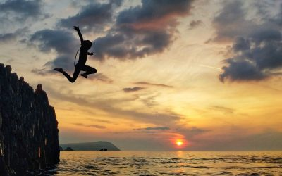 Want to Level up? It's Time to Take More Risks